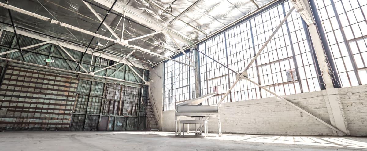Daylight Brick Warehouse Studio in LA in Los Angeles Hero Image in South Los Angeles, Los Angeles, CA