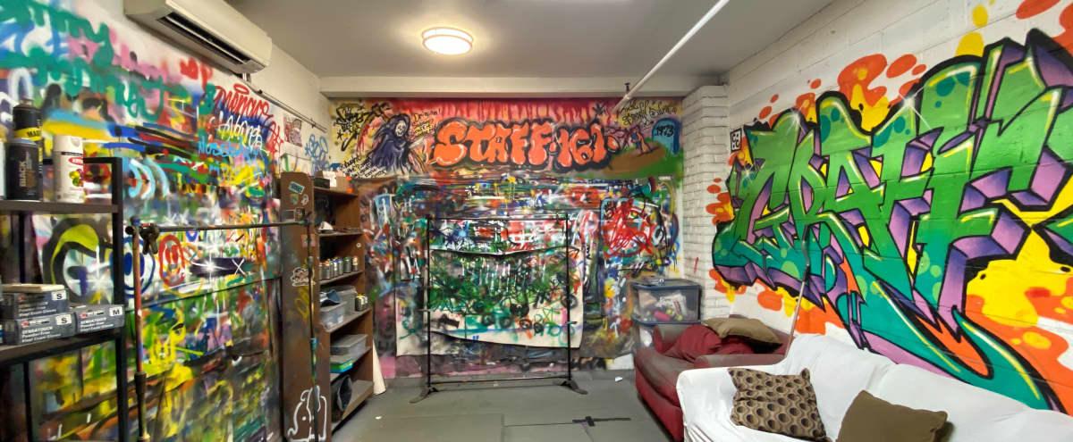 Brooklyn Graffiti Art Studio in Brooklyn Hero Image in East Williamsburg, Brooklyn, NY