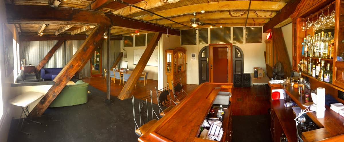 The Tequila Lab: Eclectic party/event space in 100-year-old building, ideal for private parties, auctions, and events. Near SoDo stadiums, great for a pre-game party. in Seattle Hero Image in Greater Duwamish, Seattle, WA