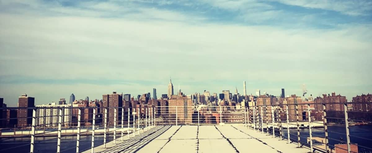One-of-a-kind City Skyline! in brooklyn Hero Image in Vinegar Hill, brooklyn, NY