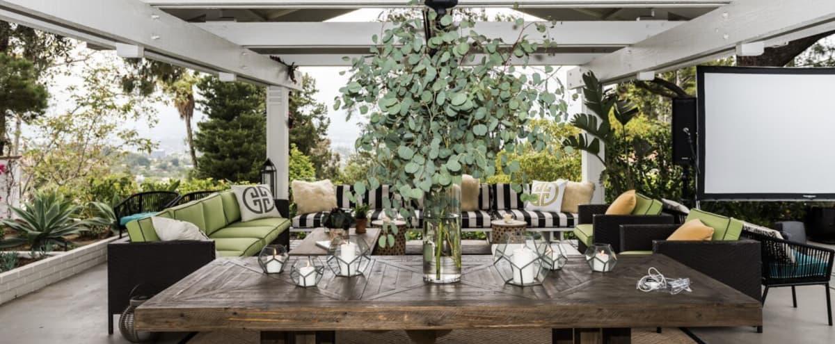 Stunning Colorful Home with Breathtaking Views in Encino Hero Image in Encino, Encino, CA