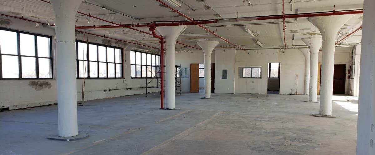 Raw Sun Filled Industrial Loft in Brooklyn Hero Image in Red Hook, Brooklyn, NY