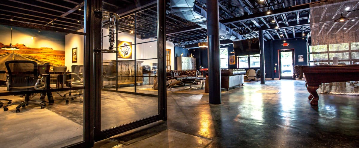 Beautiful industrial office/event space on East Cesar Chavez in Austin Hero Image in Holly, Austin, TX