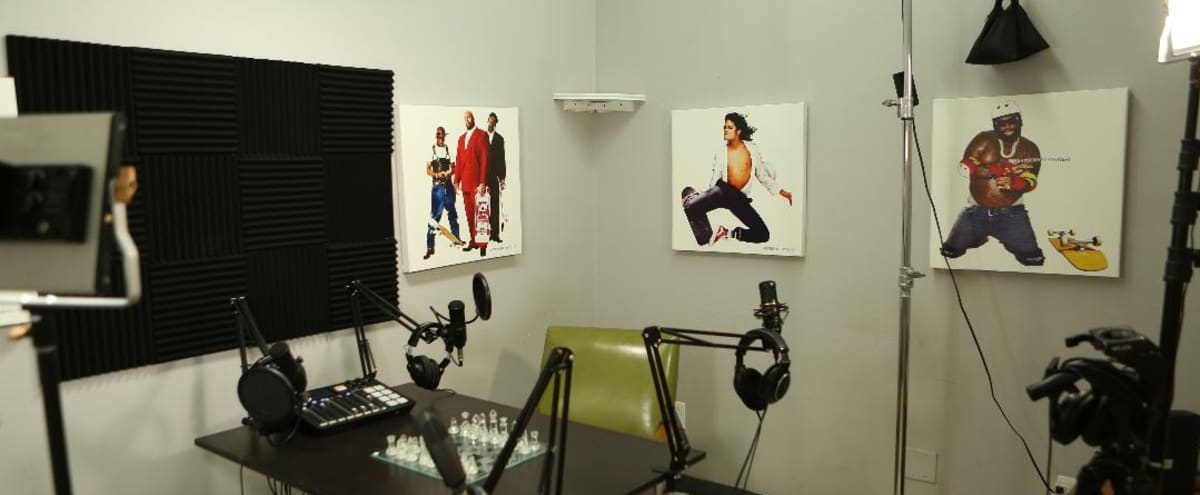 Podcast Studio - Mission Valley East in san diego Hero Image in Grantville, san diego, CA
