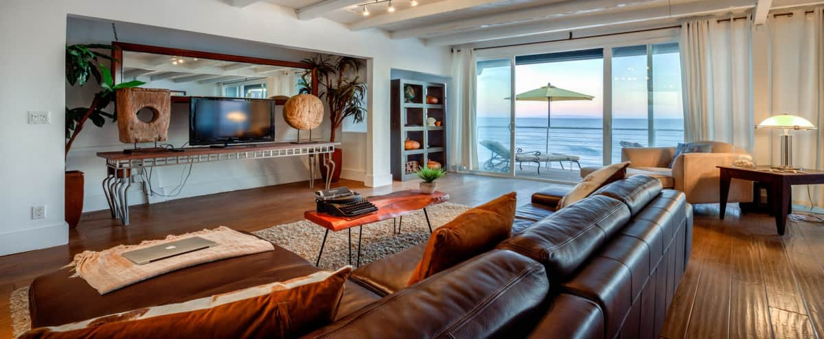 The Panoramic Ocean View Dream Home in Malibu Hero Image in Eastern Malibu, Malibu, CA