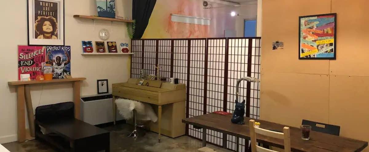 @HawkerStudios, DTLA: Creative Event Space w/ Outdoor Area in Los Angeles Hero Image in Central LA, Los Angeles, CA