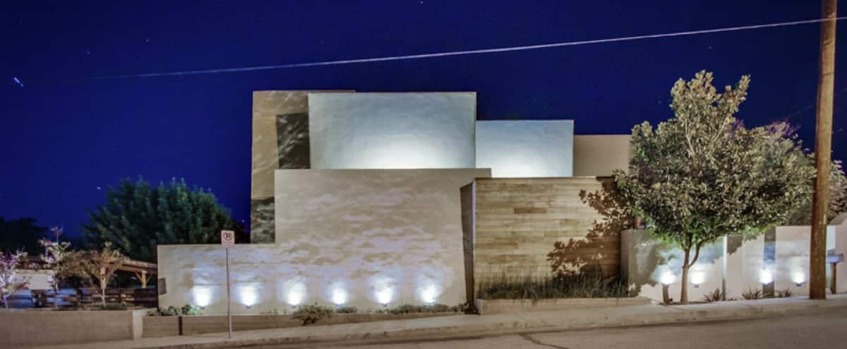 Modern Mansion with Zen Feel in Sunland Hero Image in Sunland-Tujunga, Sunland, CA