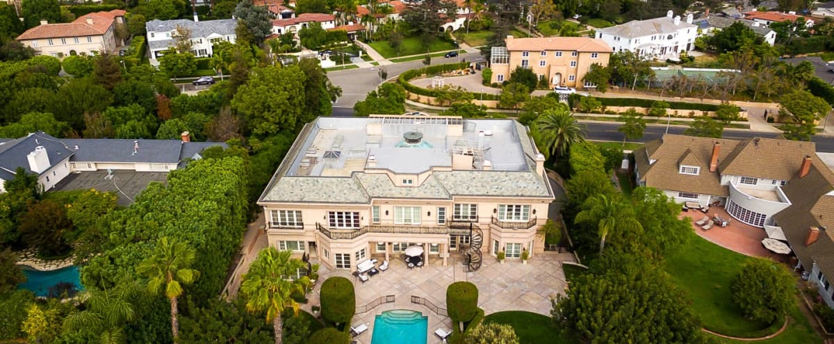 Beverly Hills Majestic, Palatial 12 bedroom, 13 bathroom Villa in Beverly Hills Hero Image in undefined, Beverly Hills, CA