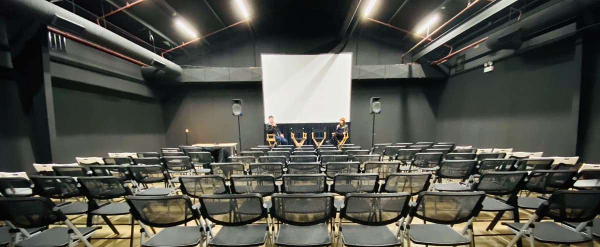 40'x40' Film Stage/Event Space with 11'x15' Green Room in Chicago Hero Image in Illinois Medical District, Chicago, IL