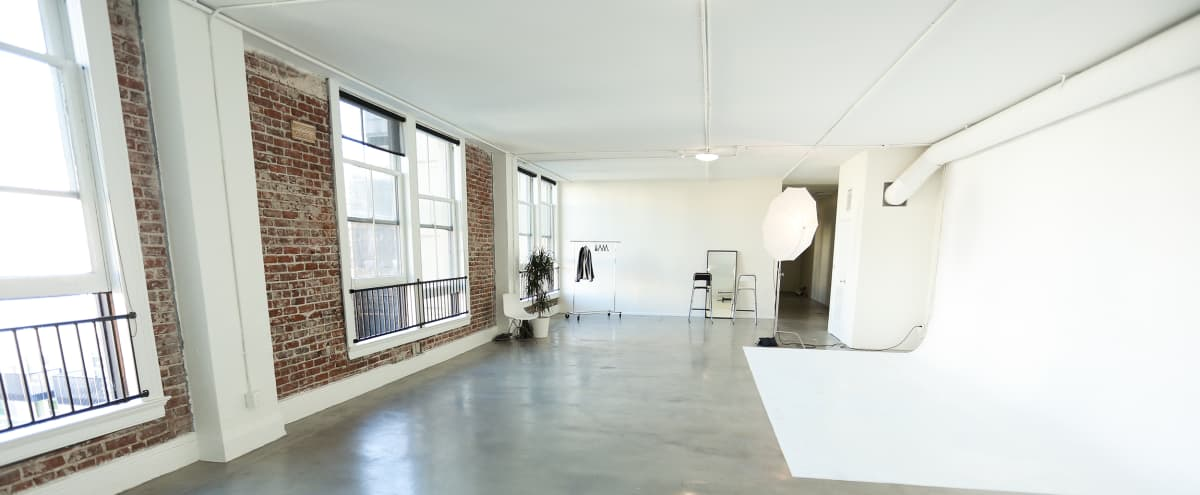 Amazing Downtown Studio Spaces with Skyline Views in Los Angeles Hero Image in Downtown, Los Angeles, CA