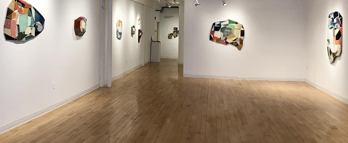 Contemporary Art Gallery Unique Photo Shoot Space in Boston Hero Image in South End, Boston, MA