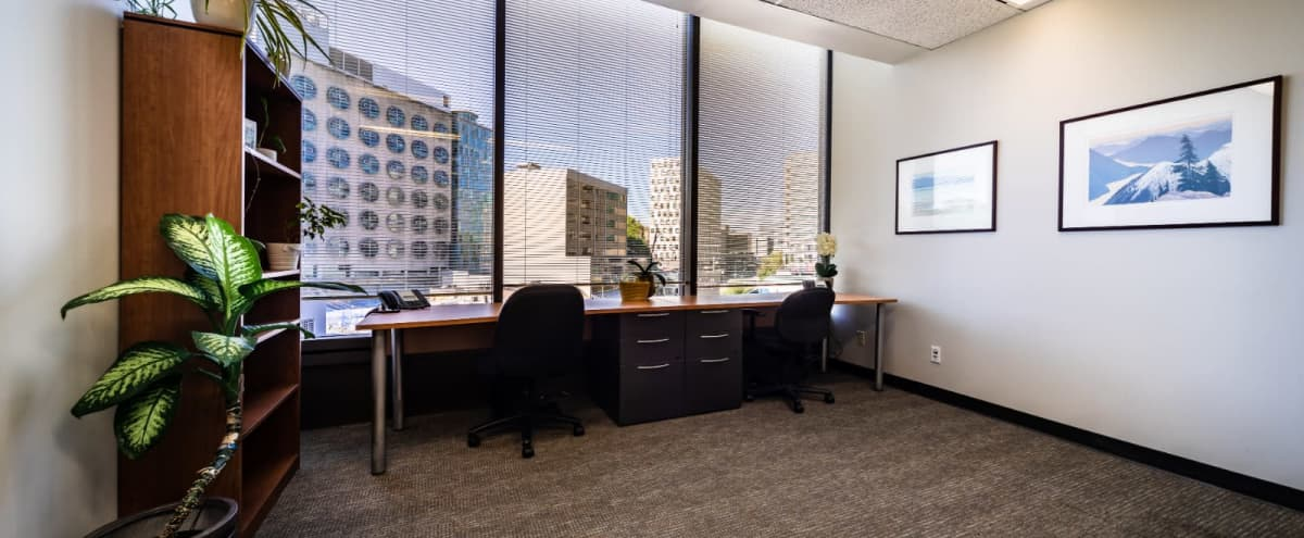 Spacious Office at W Broadway w/view in Vancouver Hero Image in Fairview, Vancouver, BC