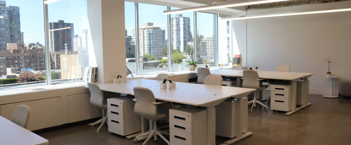 Office Suite at 1030 West Georgia in Vancouver Hero Image in Central Vancouver, Vancouver, BC
