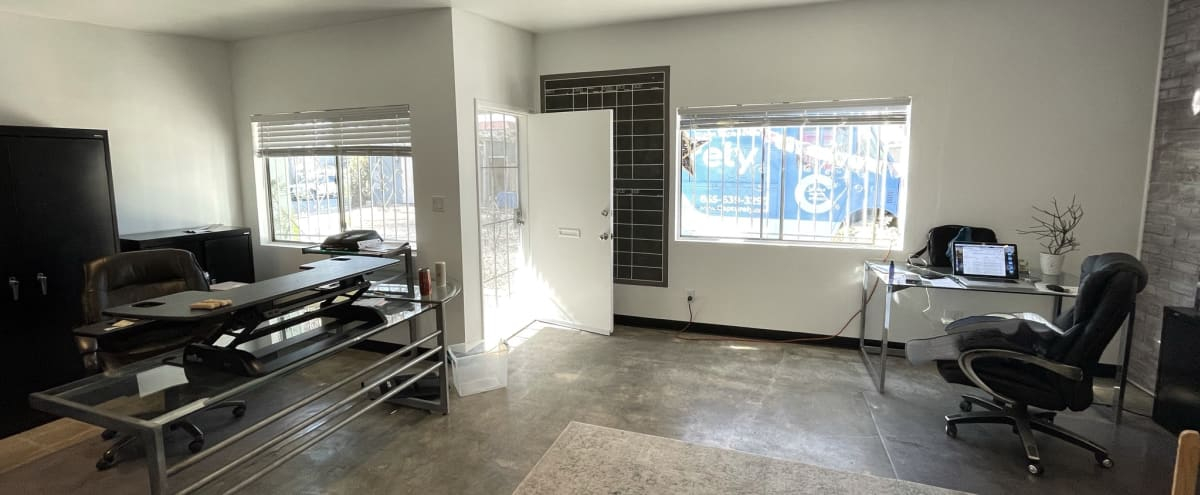 Private Office Space with Vocal Booth in North Hollywood Hero Image in NoHo Arts District, North Hollywood, CA