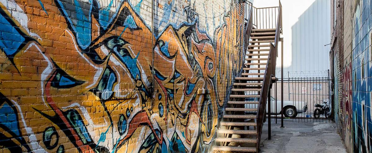 Graffiti Alley in Los Angeles Hero Image in Central LA, Los Angeles, CA