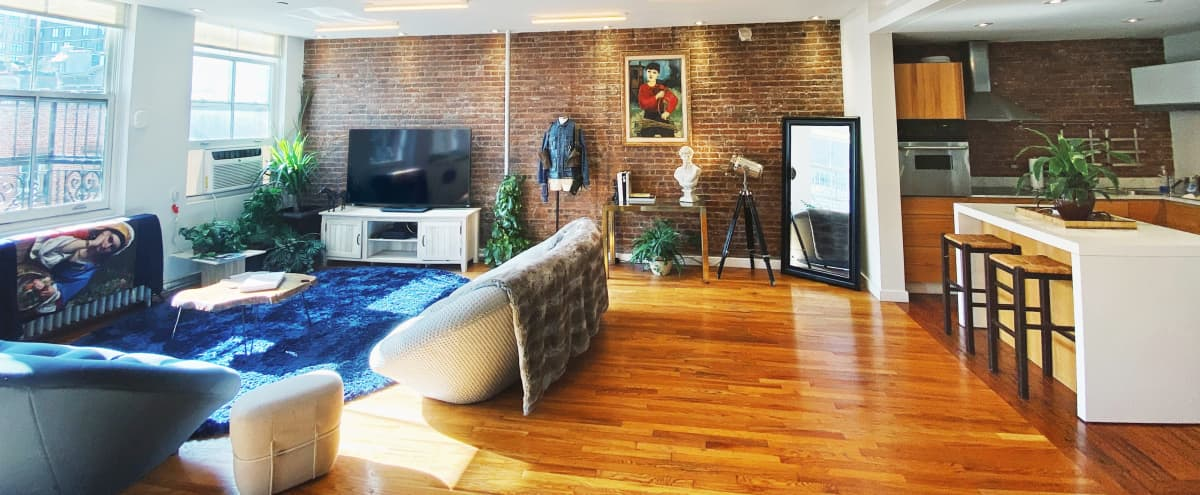 Luxury Modern Loft in Heart of Soho w/ Private Elevator. in New York Hero Image in SoHo, New York, NY