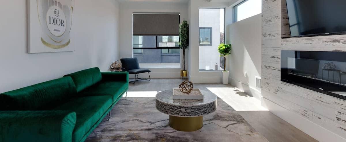 Modern 5 Bedroom Masterpiece With Rooftop Deck in Los Angeles Hero Image in Central LA, Los Angeles, CA