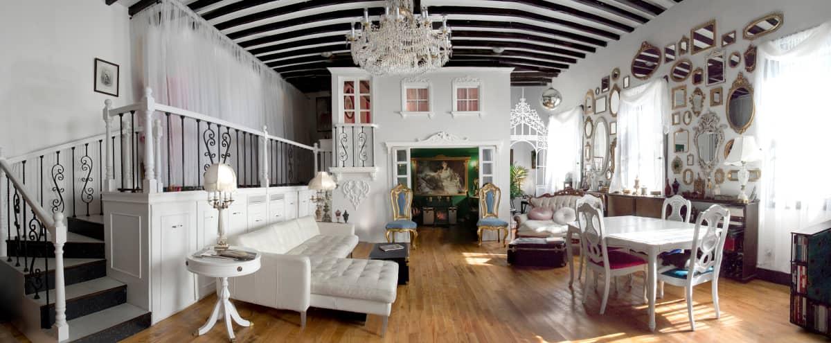 A Little Palace in Brooklyn in Brooklyn Hero Image in Bushwick, Brooklyn, NY