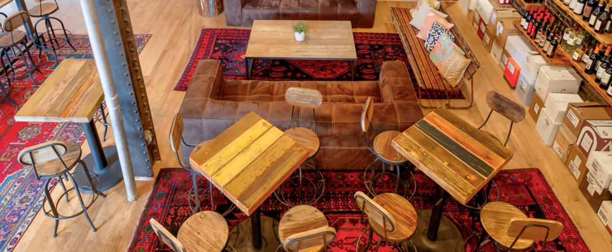 Wine Studio Lounge Semi-Private in FiDi in San Francisco Hero Image in Financial District, San Francisco, CA