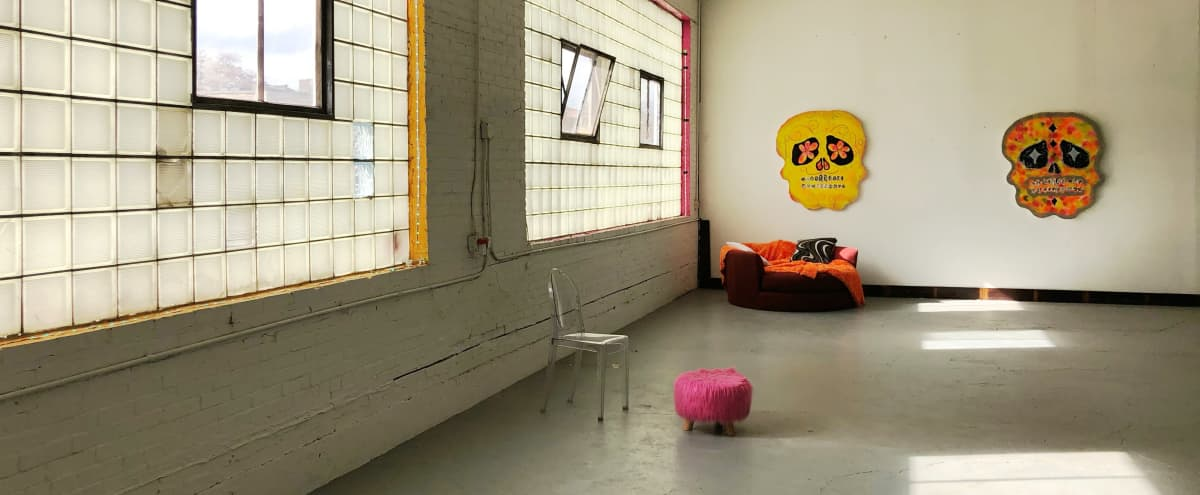 Bright & Versatile Creative Space for Film/Photo Shoots in Chicago Hero Image in West Humboldt Park, Chicago, IL
