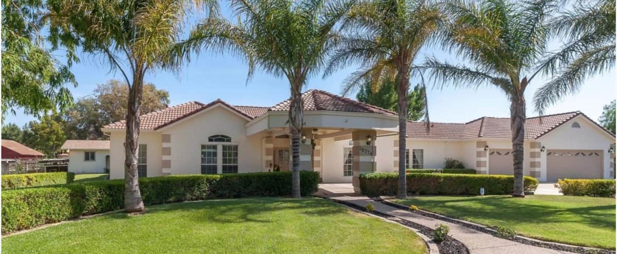 Executive Home Perfect for Offsites in tracy Hero Image in undefined, tracy, CA