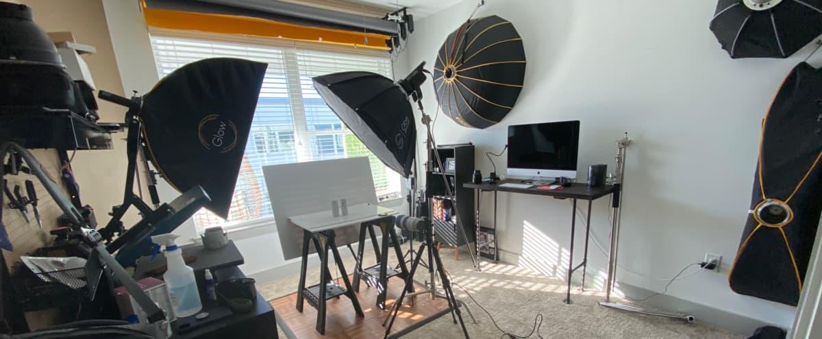 Beltline Apartment With A Photography Studio in Atlanta Hero Image in Inman Park, Atlanta, GA