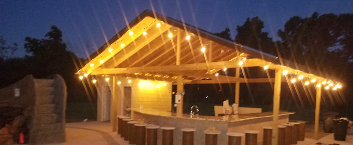 Pool Pavilion For Birthday Parties Family Reunions And More In Houston Hero Image