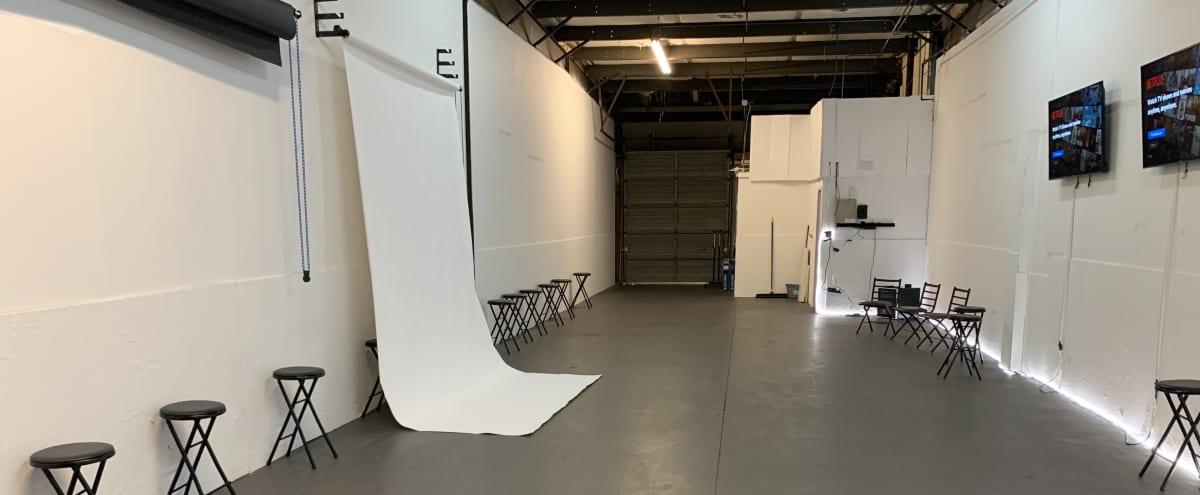 "Creative Style, ""20 ft LED White Wall"", Multi Purpose Production Studio in Atlanta Hero Image in undefined, Atlanta, GA"
