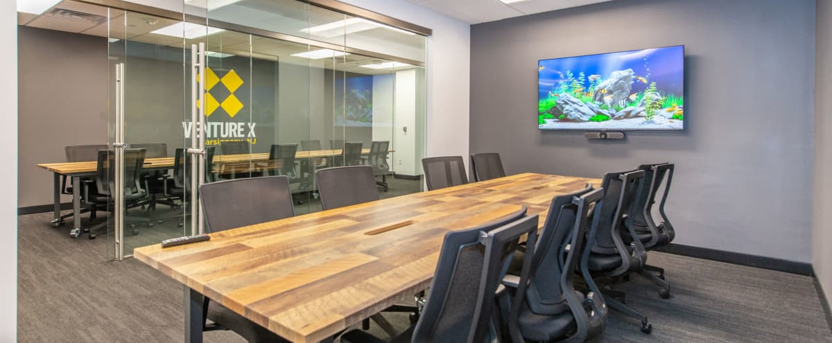 8-Person Meeting Room in PARSIPPANY Hero Image in undefined, PARSIPPANY, NJ