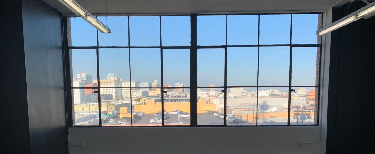Contemporary Brightly Lit Industrial Studio in Los Angeles Hero Image in Central LA, Los Angeles, CA