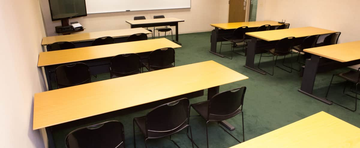 Training Room with Easily Accessible Oak Brook Location in Oak Brook Hero Image in Oak Brook, Oak Brook, IL