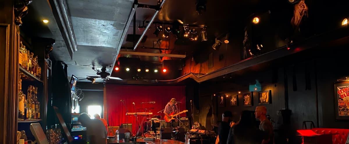 Live Music Club Space in Downtown Santa Monica in Santa Monica Hero Image in Downtown, Santa Monica, CA