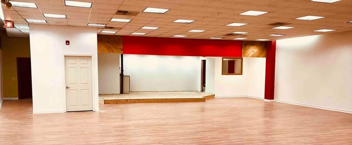 Multipurpose Creative Open Space In Community Center