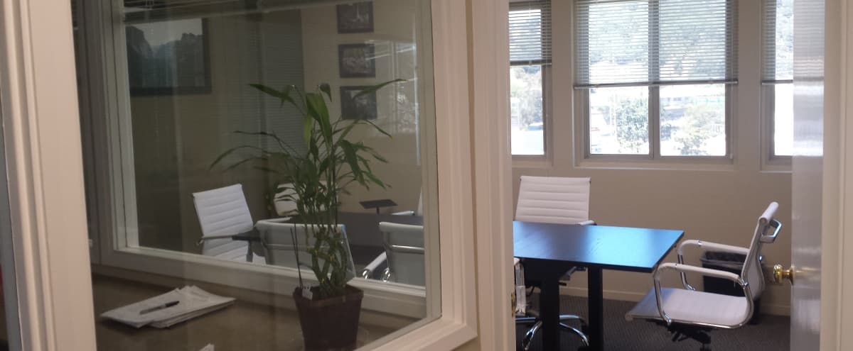 Small Conference Room with lots of natural lighting in San Rafael Hero Image in undefined, San Rafael, CA