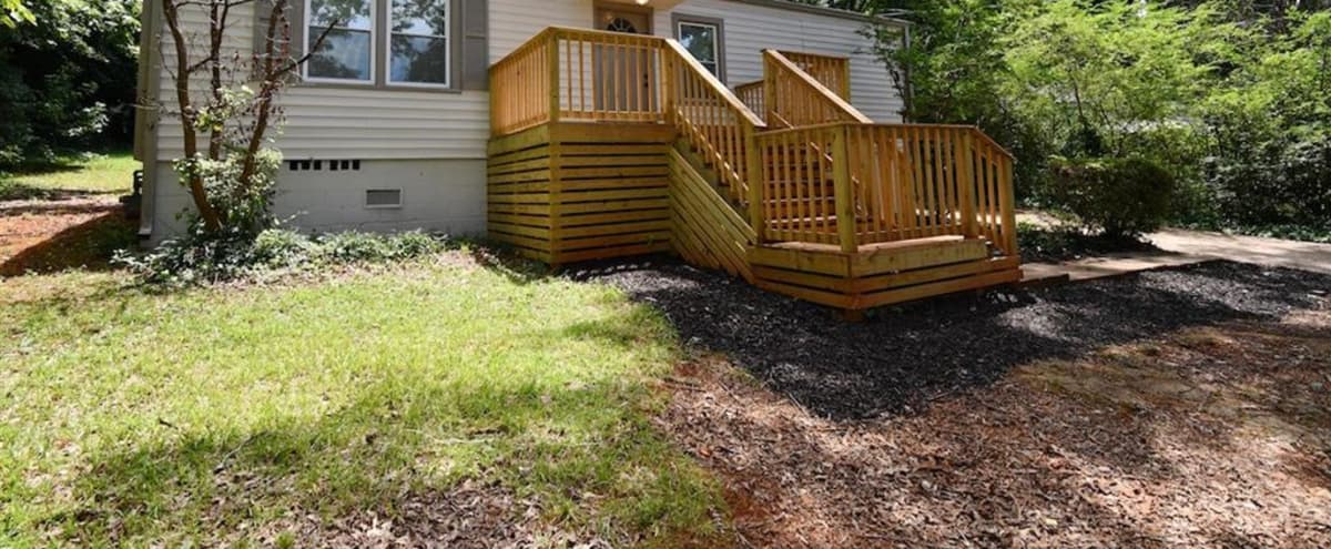 Charming Dectur Getaway- Minutes from Golf Course in Decatur Hero Image in undefined, Decatur, GA