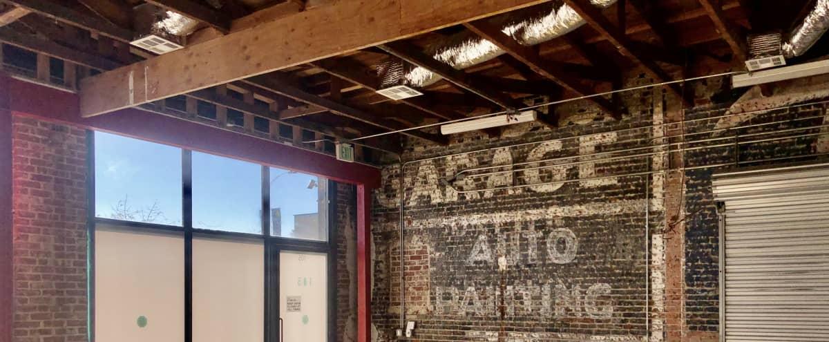 Industrial Brick and Metal Creative Studio in Los Angeles Hero Image in Art District, Los Angeles, CA