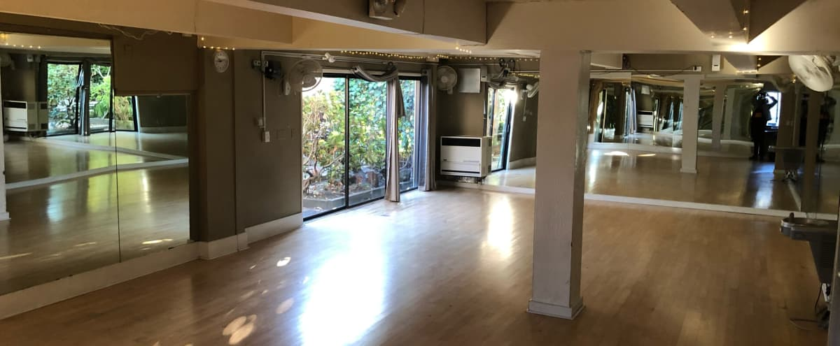 Spacious Fitness Studio with Mirrors located in Sausalito in Sausalito Hero Image in undefined, Sausalito, CA