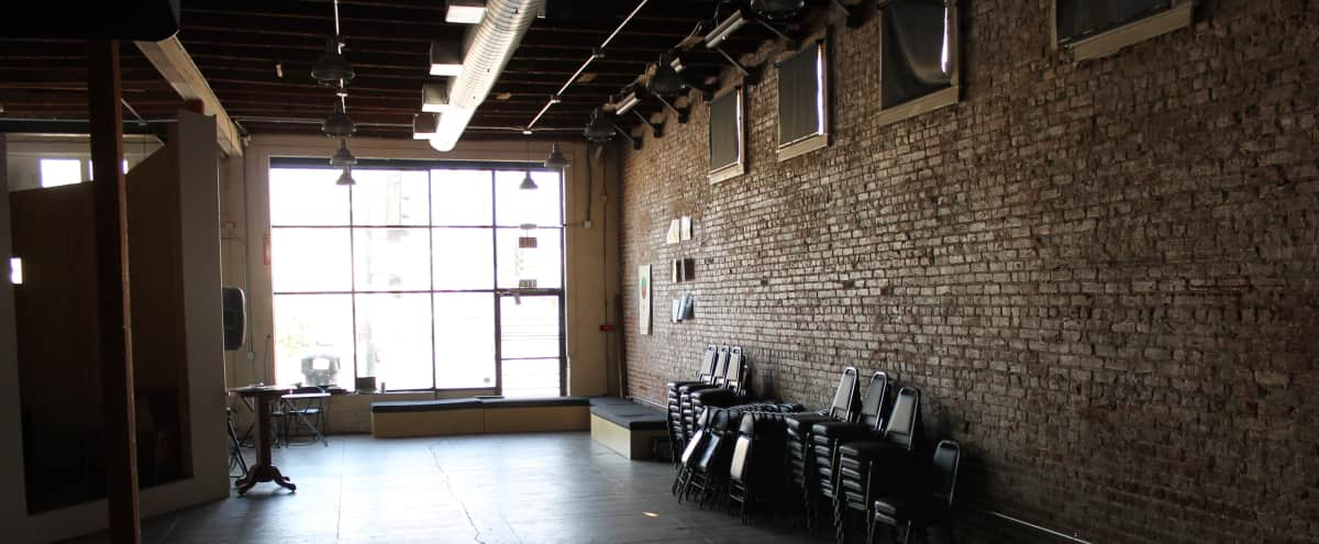 Urban Rustic Creative Dynamic Studio Space with Great Natural Lighting in los angeles Hero Image in Highland Park, los angeles, CA