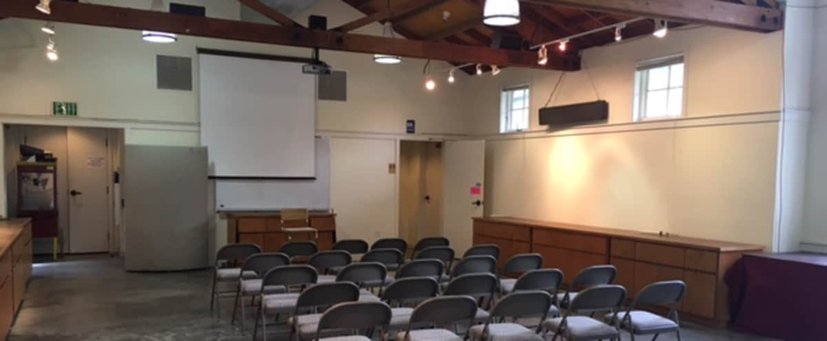 Spacious meeting room in downtown Palo Alto in Palo Alto Hero Image in University South, Palo Alto, CA