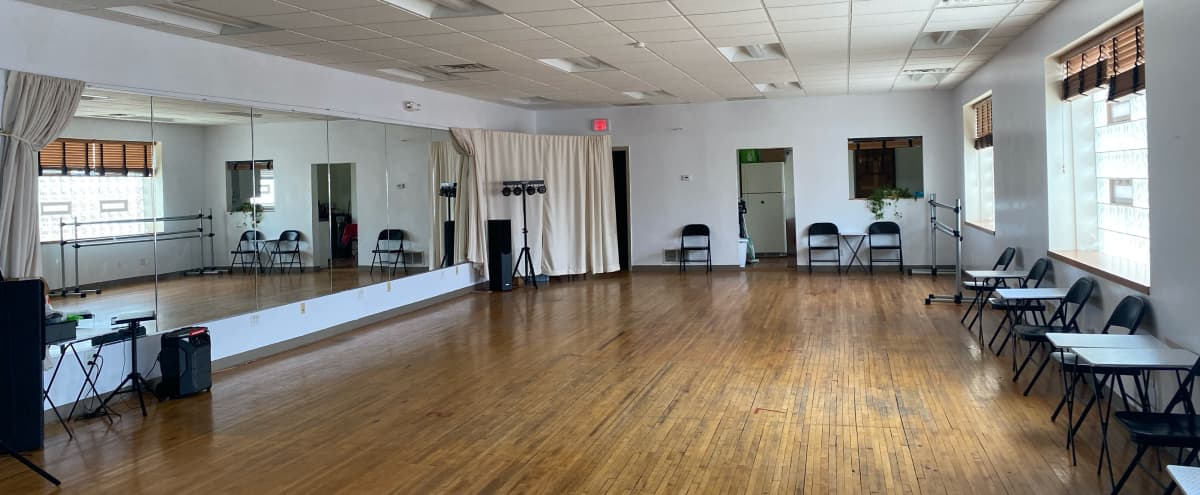 Spacious Dance Studio with Kitchen Access & Event Add-On's! in Pittsburgh Hero Image in undefined, Pittsburgh, PA