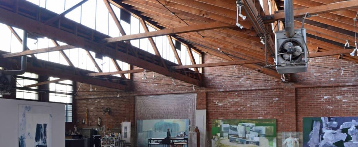 Creative Art Loft in LA in Los Angeles Hero Image in Central LA, Los Angeles, CA