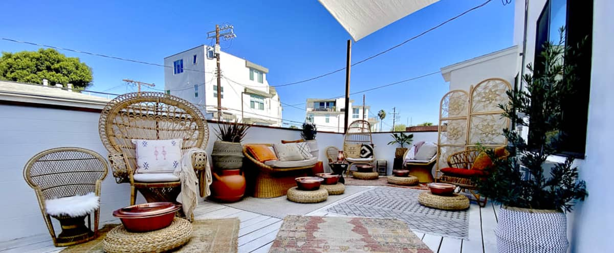 Artsy Bohemian Flex Space in Los Angeles Hero Image in Palms, Los Angeles, CA