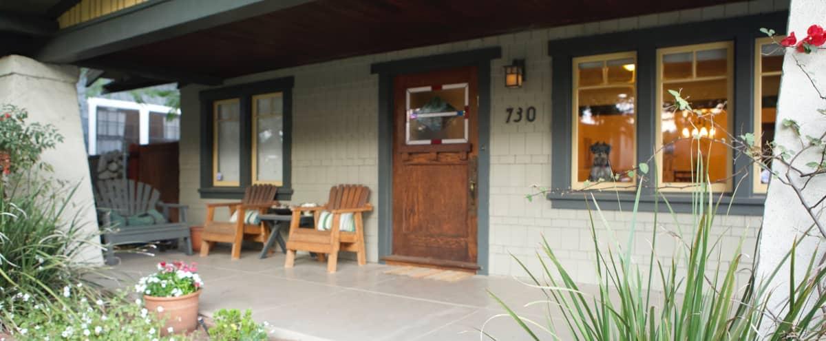 Arts & Crafts bungalow in Pasadena Hero Image in Bungalow Heaven, Pasadena, CA