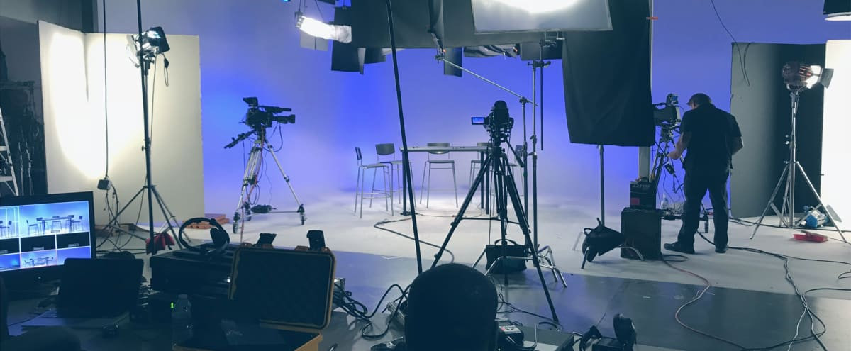 1600 Sq. Ft. Video Studio with Infinity Cyclorama in San Jose in San Jose Hero Image in South San Jose, San Jose, CA