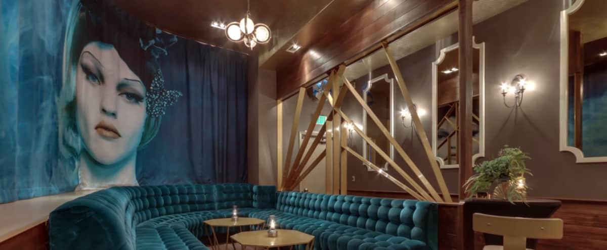FiDi Historic Jazz Main Bar Semi-Private in San Francisco Hero Image in Financial District, San Francisco, CA