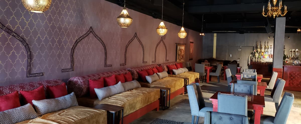 Hookah Lounge with authentic Moroccan motif in Hallandale Beach Hero Image in undefined, Hallandale Beach, FL