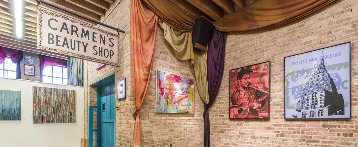 West Loop/Fulton Market Art Gallery in Chicago Hero Image in Fulton Market, Chicago, IL