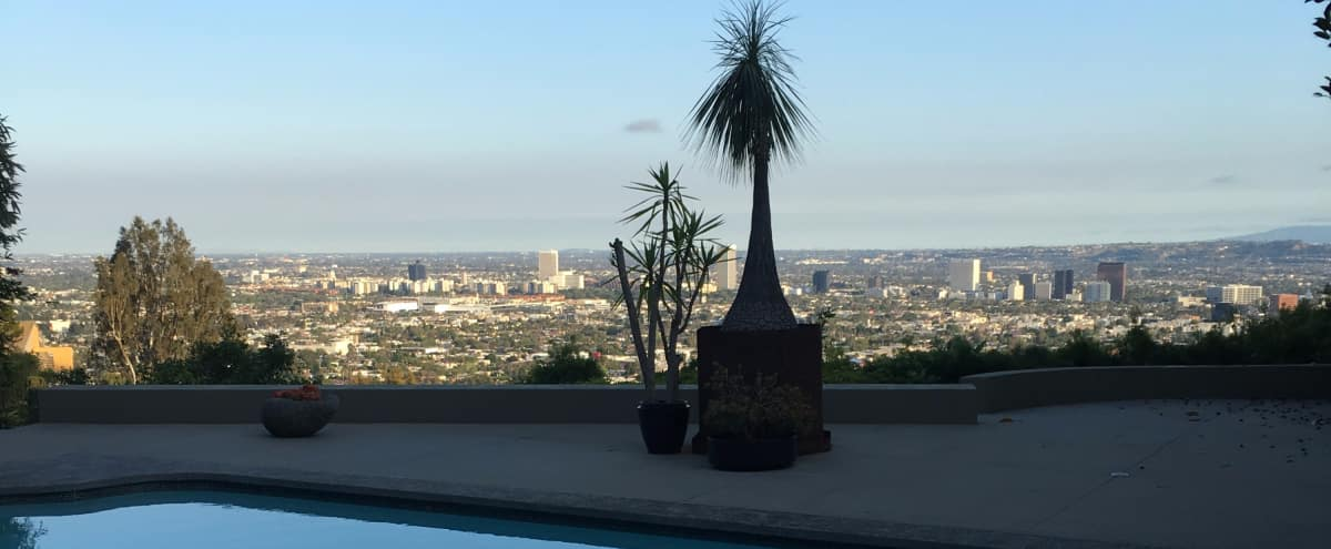 Hollywood Hills Home for Photoshoots in Los Angeles Hero Image in Central LA, Los Angeles, CA