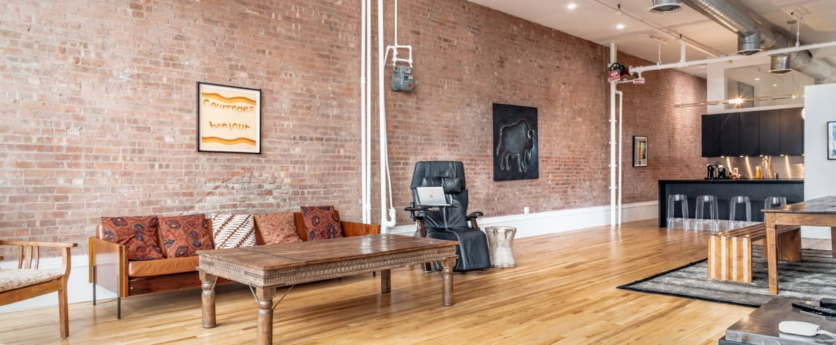 Prime SoHo Amazing Light Clean Loft Production & Event Space in New York Hero Image in Lower Manhattan, New York, NY