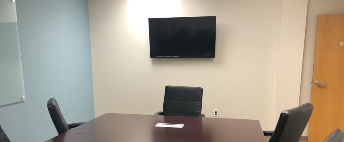Well-Appointed Conference Room for 6-8 people in Mt. Laurel Hero Image in undefined, Mt. Laurel, NJ